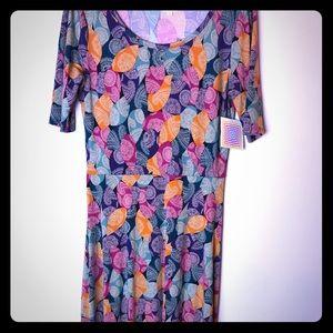 LuLaRoe Ana Max Dress XL